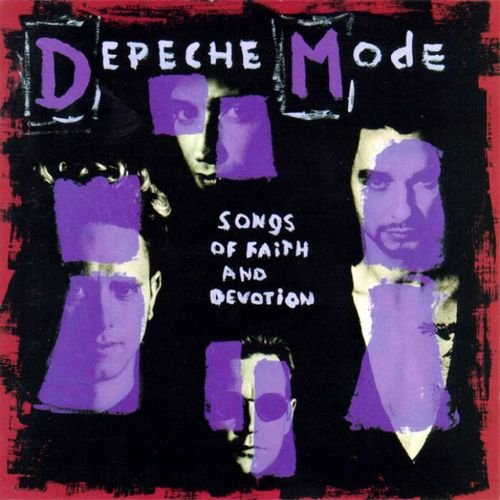 Depeche Mode - Songs Of Faith And Devotion אלבום להורדה