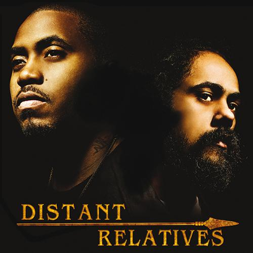 Nas & Damian Marley - Distant Relatives אלבום להורדה