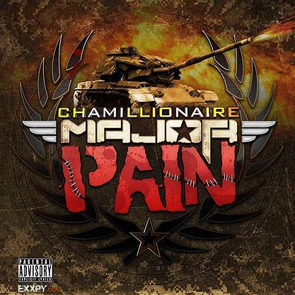 Chamillionaire - Major Pain אלבום להורדה