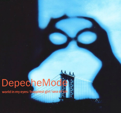 Depeche Mode - World In My Eyes אלבום להורדה