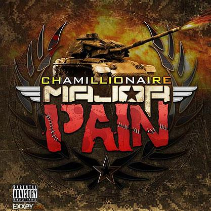 Chamillionaire - Major Pain אלבום להורדה