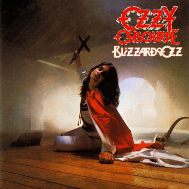 Ozzy Osbourne - Blizzard Of Ozz אלבום להורדה