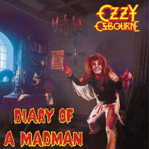 Ozzy Osbourne Diary Of A Madman אלבום להורדה