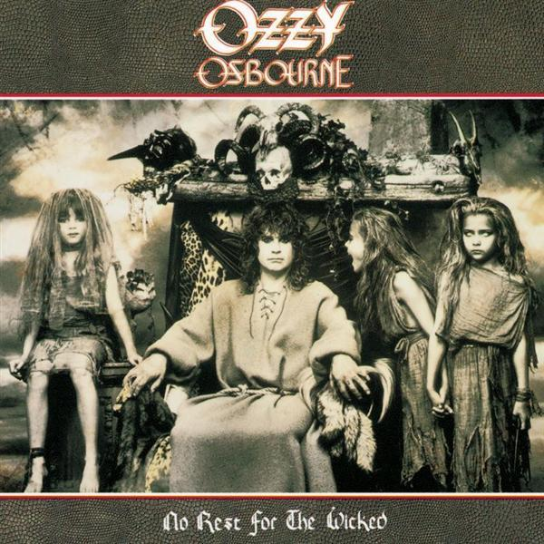 Ozzy Osbourne - No Rest For The Wicked אלבום להורדה