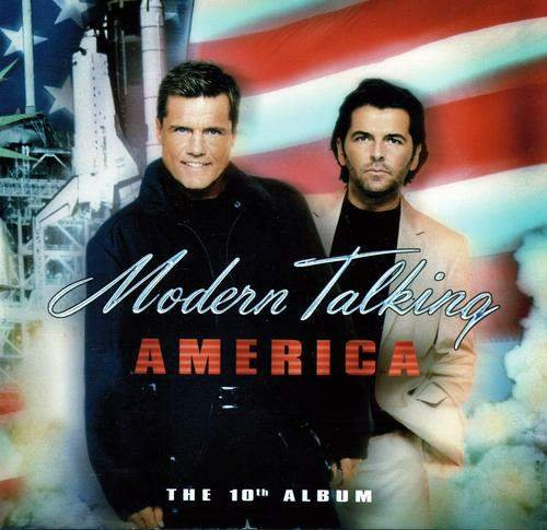Modern Talking - America אלבום להורדה