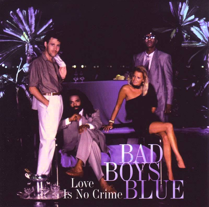 Bad Boys Blue - Love Is No Crime אלבום להורדה