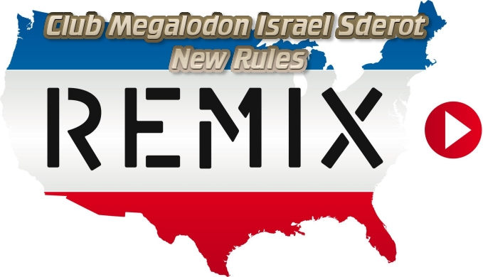 Club Megalodon Israel Sderot - New Rules אלבום להורדה